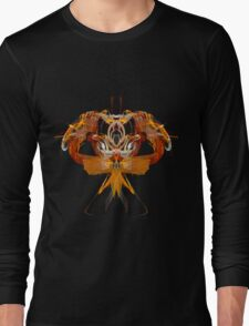 Alien Insect Long Sleeve T-Shirt