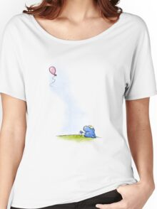 """""""Miss you"""" Women's Relaxed Fit T-Shirt"""