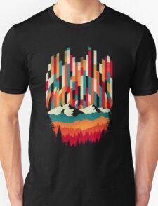 Sunset in Vertical  Unisex T-Shirt