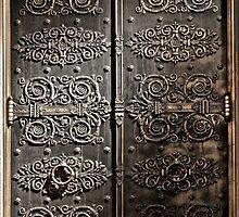 The Church Door by danielmarcus