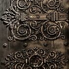 Iron Door Detail by danielmarcus