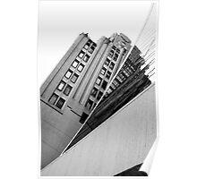 Gotham Architecture Poster