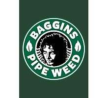 Baggins Pipeweed Photographic Print