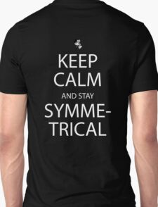 soul eater keep calm and stay symmetrical anime manga shirt T-Shirt