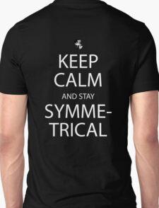 soul eater keep calm and stay symmetrical anime manga shirt T-Shirt