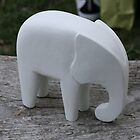 A white Elephant! by zoemancroft