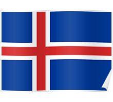Iceland - Standard Poster
