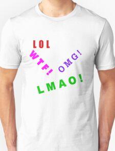 TEXTING LOL T-Shirt