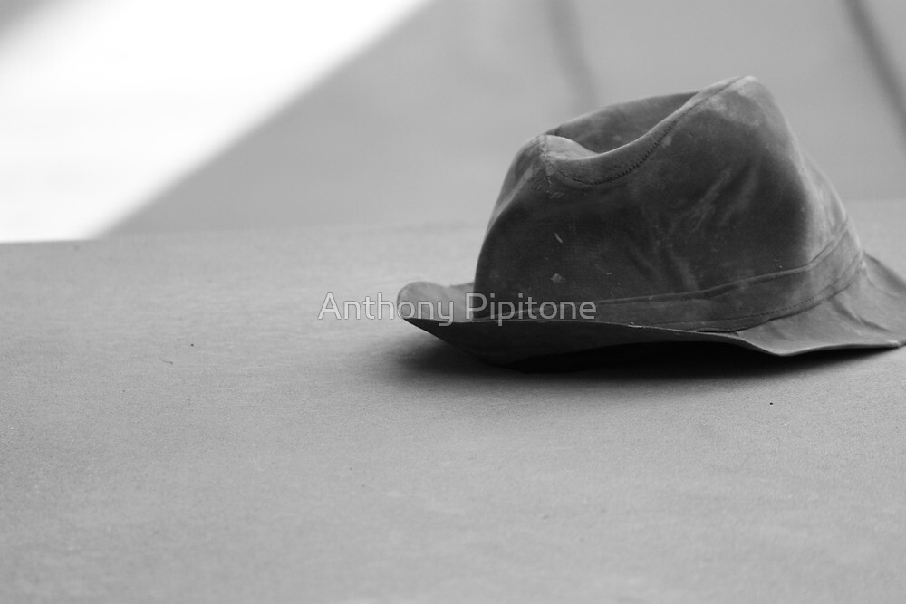 A Hat Without a Head by Anthony Pipitone