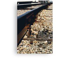 Train Spike Canvas Print