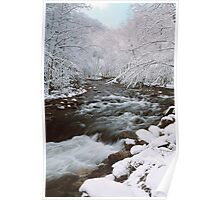 STREAM,WINTER Poster