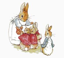 Peter Rabbit and Family Kids Clothes