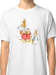 Peter Rabbit and Family Classic T-Shirt