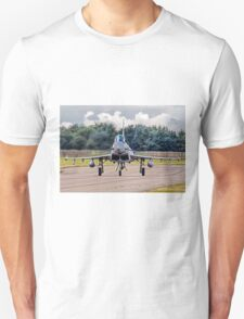 Typhoon taxying in ahead of the storm T-Shirt