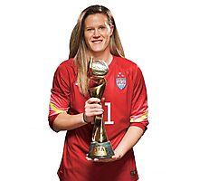 Alyssa Naeher - World Cup Photographic Print