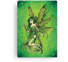 Absinthe Fairy Canvas Print