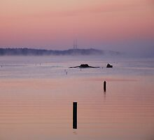 Marion misty morning by Poete100