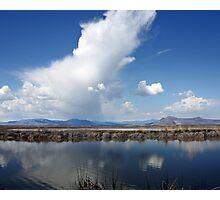 The Spirit of the Shoshone-Bear River-Utah Photographic Print