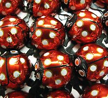 Chocolate Ladybugs  by CavyGirl