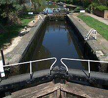 Uxbridge Lock by Chris Day