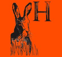 H is for Hare Kids Tee