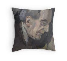Jules Alexandre Grün Jean Louis Forain Throw Pillow