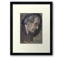 Jules Alexandre Grün Jean Louis Forain Framed Print