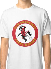 San Fransisco 49ers logo 2 Classic T-Shirt