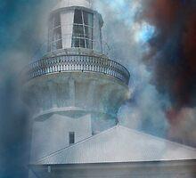 Smoky Cape Lighthouse by BoB Davis