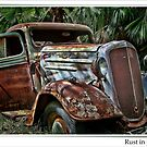 Rust in Peace by lynell