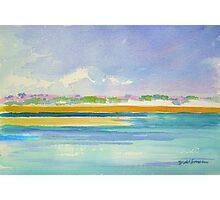 Gold Coast Broadwater Photographic Print