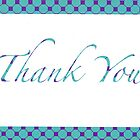 Thank You Card by Nuheart