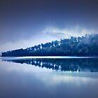 Port Huon Morning by Ian Stevenson