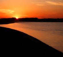 Sunset Point by Sandy Woolard