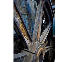 Money Wheel Photographic Print