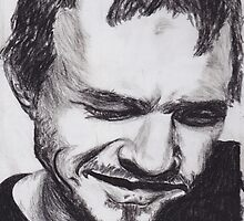Heath Ledger by amyjane