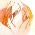 Dancing leaves by Howard Gwynne