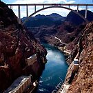 Bridge @ the Hoover Dam by Melanie Dogan