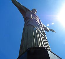 Christ the Redeemer 1 by arteparada