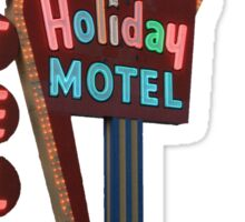 Motel Vegas Sticker