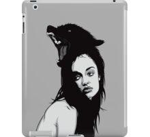 Canis lupus iPad Case/Skin