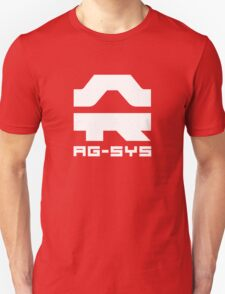 Wipeout Pulse - AG-System Logo T-Shirt