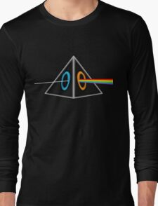 Dark Side of the M00n Long Sleeve T-Shirt