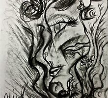 Hidden Face of Mine by Christina Rodriguez
