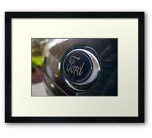 Ford Tough Framed Print