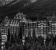 Banff Springs Hotel by Pam Hogg