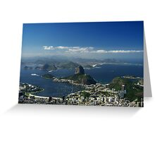 Sugar Loaf 1 Greeting Card