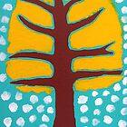 Glowing Tree by carol selchert