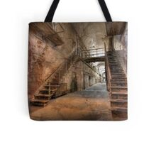 The Sound of Silence Tote Bag