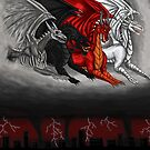 Dragons of the Apocalypse  by Kimberly mattia